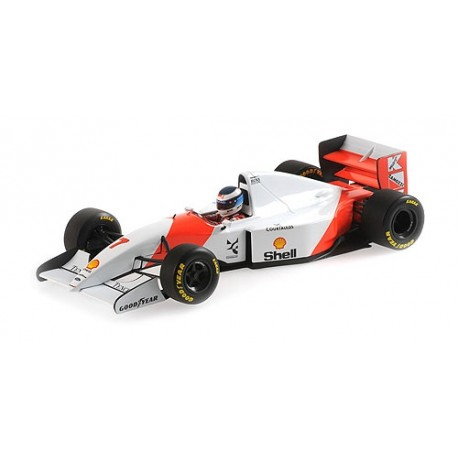 McLaren Ford MP4/8 7 F1 Japon 1993 Mika Hakkinen Minichamps 530934317