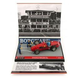 Ferrari 500 F2 1 F1 Allemagne Nurburgring 1953 Alberto Ascari Brumm S2012