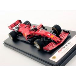 Ferrari SF1000 5 F1 Barcelona Test 2020 Sebastian Vettel Looksmart LSF1027