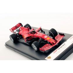 Ferrari SF1000 16 F1 Barcelona Test 2020 Charles Leclerc Looksmart LSF1028