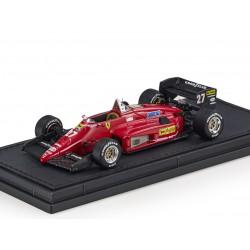Ferrari 156/85 27 F1 1985 Michele Alboreto GP Replicas GP43010A