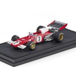 Ferrari 312 B2 7 F1 1972 Clay Regazzoni GP Replicas GP43011B