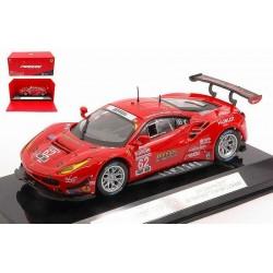 Ferrari 488 GTE 62 24 Heures de Daytona 2017 Bburago BBU18-36301RED