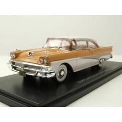 Ford Fairlane 500 Hardtop 1958 Orange White NEO NEO47265