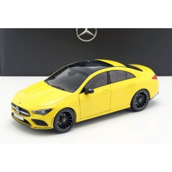 Mercedes CLA Yellow Z Models B66960473