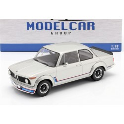 BMW 2002 Turbo 1973 Silver MCG MCG18149
