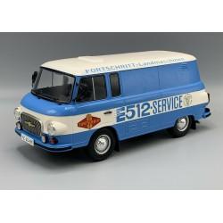 Barkas B 1000 Kastenwagen Fortschritt Service 1970 MCG MCG18211