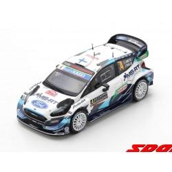 Ford Fiesta WRC 4 Rallye Monte Carlo 2020 Lappi Ferm Spark S6553