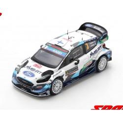 Ford Fiesta WRC 3 Rallye Monte Carlo 2020 Suninen Lehtinen Spark S6557