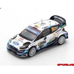 Ford Fiesta WRC 40 Rallye Monte Carlo 2020 Jocius Varza Spark S6558