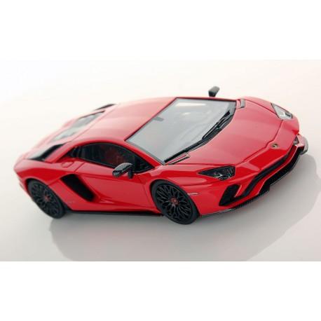 Lamborghini Aventador S Red Mars Looksmart LS468E
