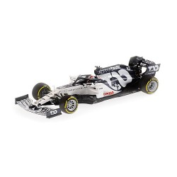 Alpha Tauri Honda AT01 10 F1 Launch Spec 2020 Pierre Gasly Minichamps 417200010