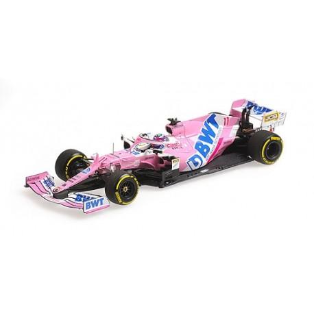 Racing Point Mercedes RP20 11 F1 Autriche 2020 Sergio Perez Minichamps 417200111