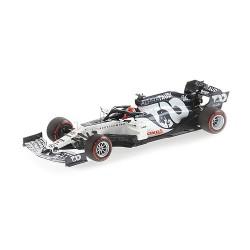 Alpha Tauri Honda AT01 26 F1 Autriche 2020 Daniil Kvyat Minichamps 417200126