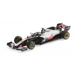 Haas Ferrari VF20 20 F1 Launch Spec 2020 Kevin Magnussen Minichamps 417200020