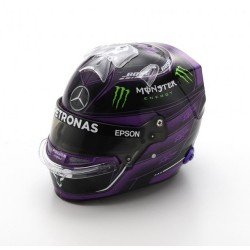 Casque Helmet 1/5 Lewis Hamilton Mercedes F1 2020 Spark S5HF038