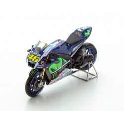 Yamaha YTZ-M1 46 Winner Moto GP Assen 2015 Valentino Rossi Spark M43005