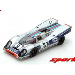 Porsche 917 3 WINNER 12 Heures de Sebring 1971 Spark 43SE71