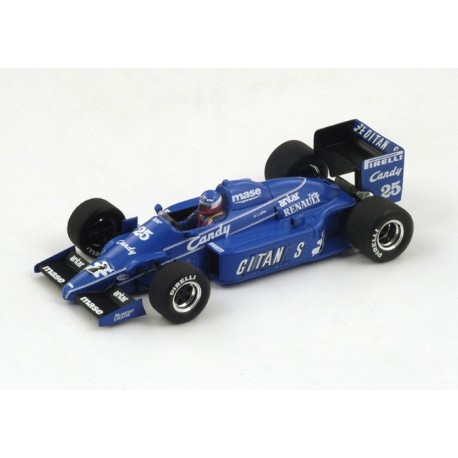 Ligier JS25 F1 Australie 1985 Philippe Streiff Spark S3974