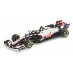 Haas Ferrari VF20 8 F1 Autriche 2020 Kevin Magnussen Minichamps 417200120