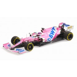 Racing Point Mercedes RP20 18 F1 Launch Spec 2020 Lance Stroll Minichamps 417200018