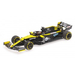 Renault RS20 31 F1 Launch Spec 2020 Esteban Ocon Minichamps 417200031