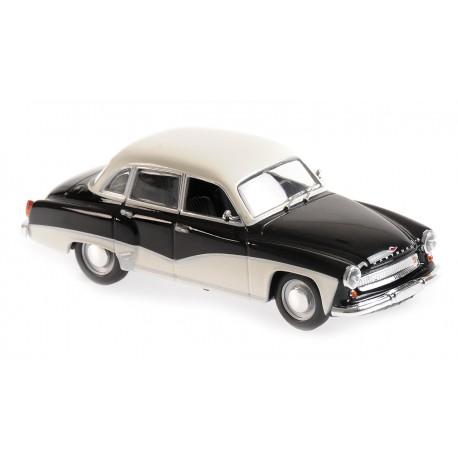 Watburg A311 1958 Black White Minichamps 940015901