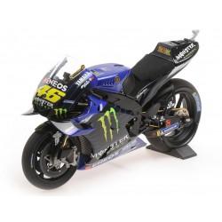 Yamaha YZR M1 46 Moto GP 2019 Valentino Rossi Minichamps 122193046