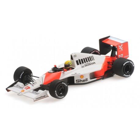 McLaren MP4/5B 27 Winner F1 Allemagne 1990 Ayrton Senna Minichamps 547904427