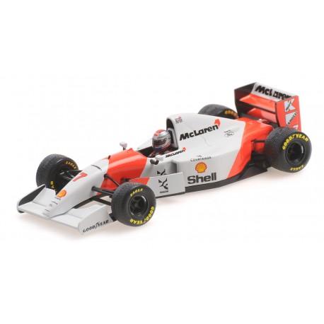 McLaren Ford MP4/8 7 F1 Europe 1993 Michael Andretti Minichamps 530934327