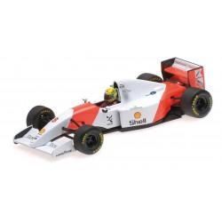 McLaren Ford MP4/8 8 Winner F1 Europe 1993 Ayrton Senna Minichamps 540934328