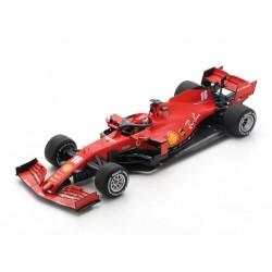 Ferrari SF1000 16 F1 Barcelona Test 2020 Charles Leclerc Looksmart LS18F1028
