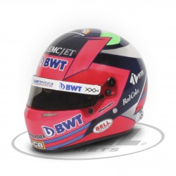 Casque Helmet 1/2 Sergio Perez F1 2020 Bell