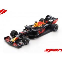 Aston Martin Red Bull Honda RB16 33 F1 Test Barcelona 2020 Max Verstappen Spark S6458