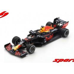 Aston Martin Red Bull Honda RB16 23 F1 Test Barcelona 2020 Alexander Albon Spark S6459