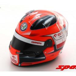Casque Helmet F1 2020 Robert Kubica Alfa Romeo Spark SHSP061