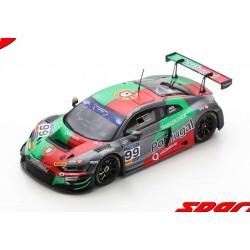 Audi R8 LMS 99 FIA Motorsport Games GT Cup Vallelunga 2019 Spark S6315