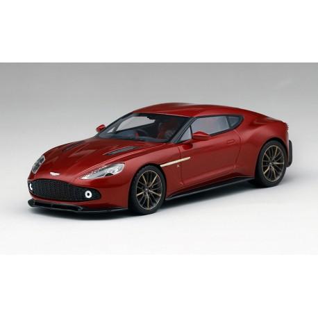 Aston Martin Vanquish Zagato Lava Red Truescale TSM430160