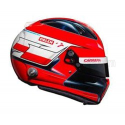 Casque Helmet F1 2020 Robert Kubica Alfa Romeo Spark SHF051