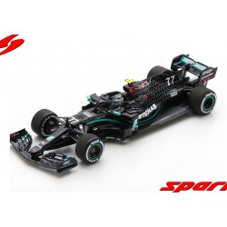 Mercedes F1 W11 EQ Performance 77 F1 Winner Autriche 2020 Valtteri Bottas Spark S6466