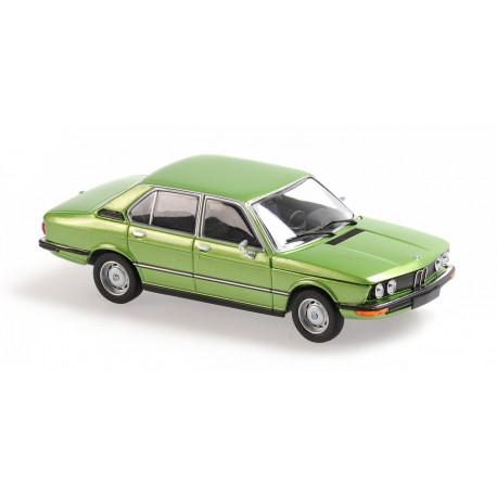 BMW 520 1972 Green Metallic Minichamps 940023004