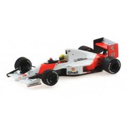 McLaren MP4/5B 27 Winner F1 Japon 1990 Ayrton Senna Minichamps 547904527
