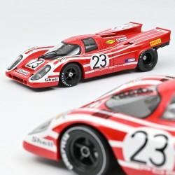 Porsche 917K 23 Winner 24 Heures du Mans 1970 Norev 187586