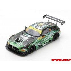 Mercedes AMG GT3 999 FIA GT World Cup Macau 2019 Winner Raffaele Marciello Spark 18MC19