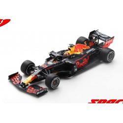 Aston Martin Red Bull Honda RB16 23 F1 Test Barcelona 2020 Alexander Albon Spark 18S476