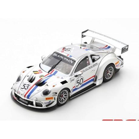 Porsche Cup MR 50 24 Heures de Spa Francorchamps 2019 Spark 18SB014