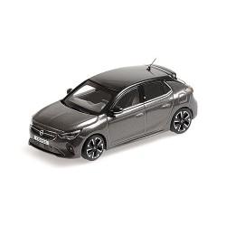 Opel Corsa E 2019 Grey Metallic Minichamps 410049004