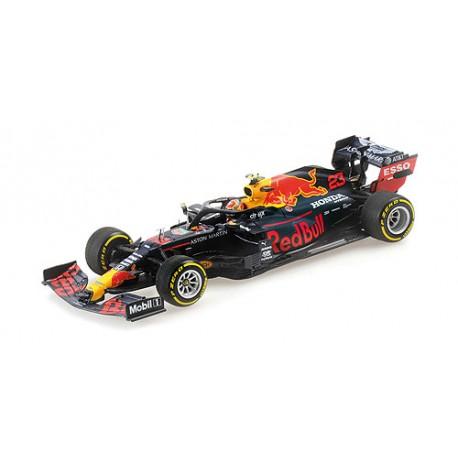 Aston Martin Red Bull Honda RB16 23 F1 4ème Styrie 2020 Alexander Albon Minichamps 410200223