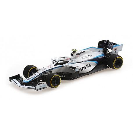 Williams Mercedes FW43 6 F1 Autriche 2020 Nicholas Latifi Minichamps 417200106