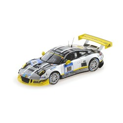 Porsche 911 GT3R 991 911 24 Heures du Nurburgring 2016 Minichamps 437166611